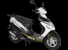 Kraas Avm Ramzey Scooter Motosiklet