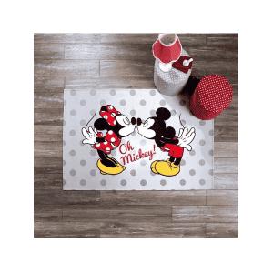 Mickey Çocuk Odası Halısı