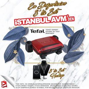 İstanbul Avm Tost Makinesi