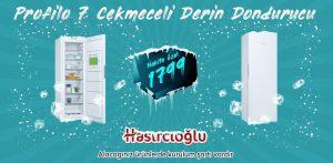 Hasırcıoğlu Avm Derin Dondurucu