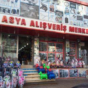 Asya Avm Mağazası Telefon Adres ve İletişim