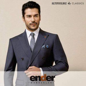 Ender Mağazası Takım Elbise