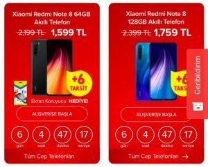 Ender Mağazaları Telefon Modelleri ve Fiyatları