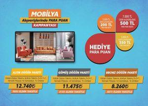 Esme Avm Mobilya Düğün Paketi Fiyatları