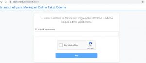 İstanbul Avm Taksit Ödeme