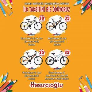 Hasırcıoğlu Avm Bisiklet Modelleri
