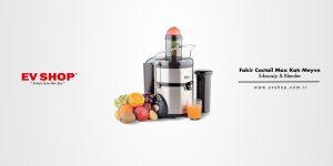 Ev Shop Katı Meyve Sıkacağı Modelleri Fiyatları