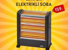 Evdiz Avm Elektrikli Soba Modelleri Fiyatları